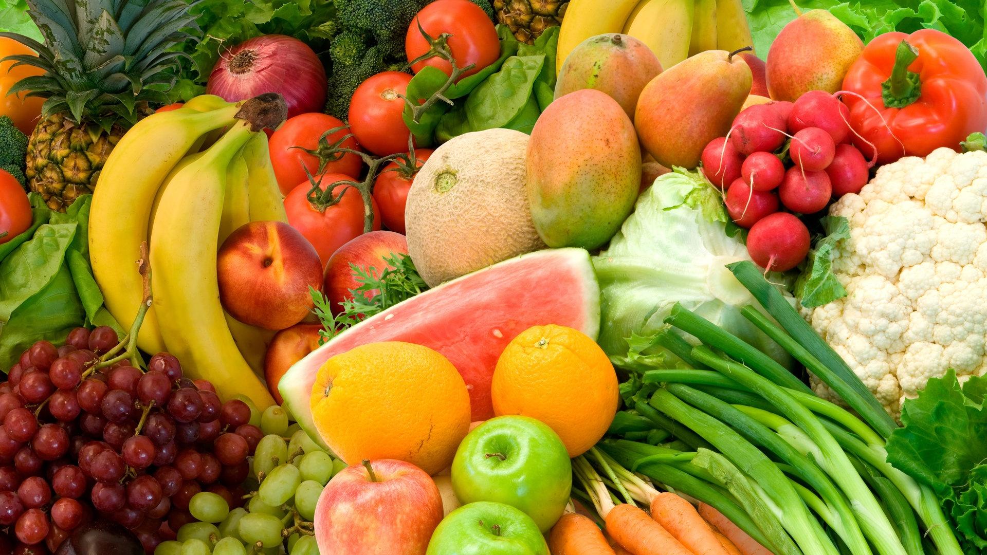 Makan Sayur-sayuran Dan Buah