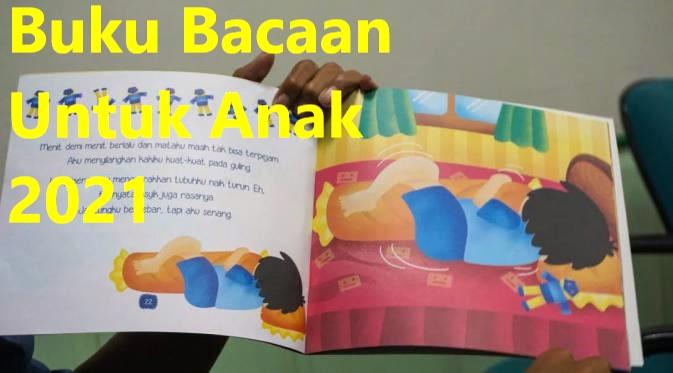 Buku Bacaan Untuk Anak 2021