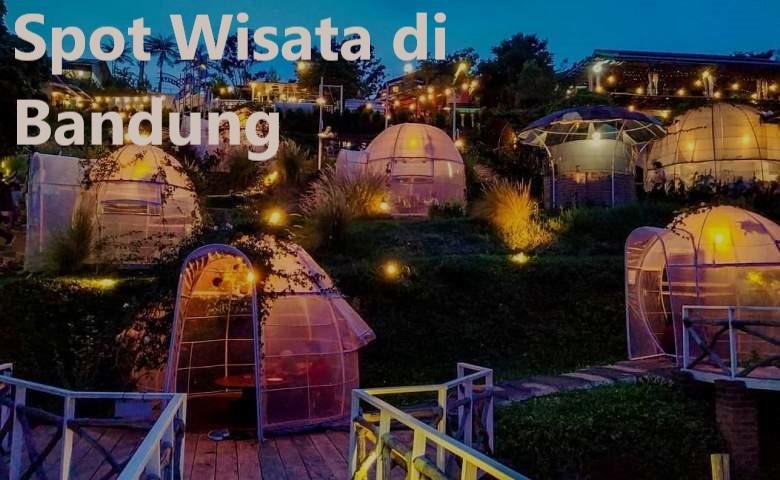 Spot Wisata di Bandung
